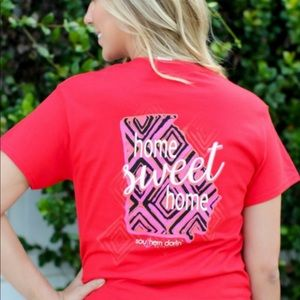 NWT AUTHENTIC SOUTHERN DARLIN T-SHIRT